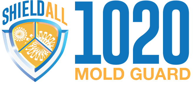 1020 mold guard logo