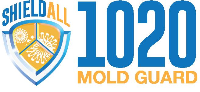 1020 mold guard logo