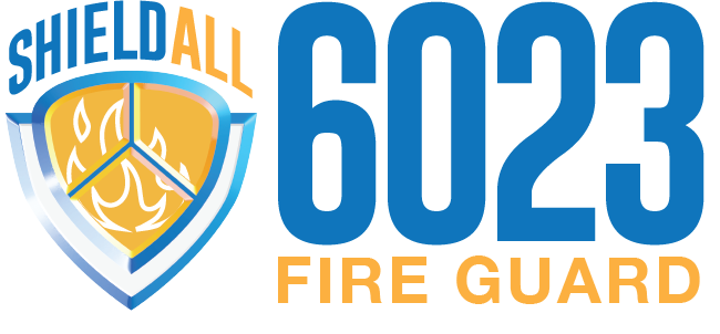 6023 fire guard logo